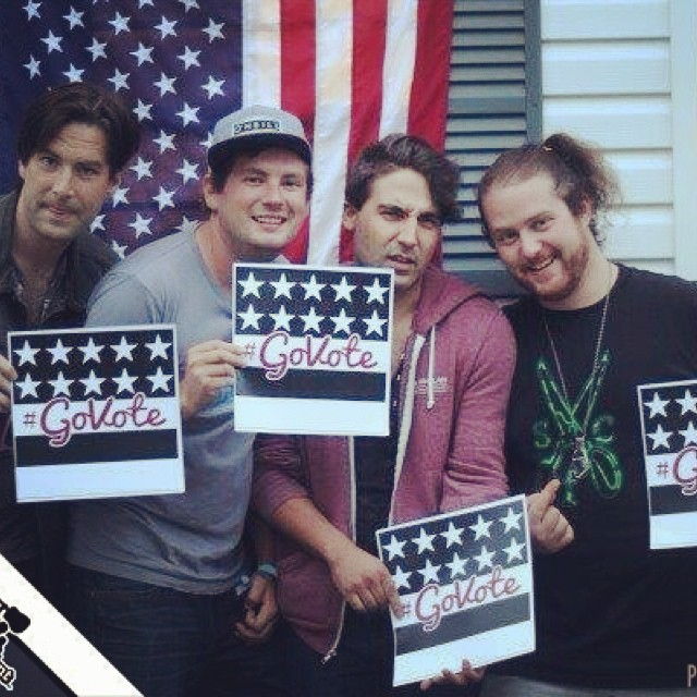 Need to find your polling place or other info? Visit @HeadCountOrg & click on the #GoVote link on the top