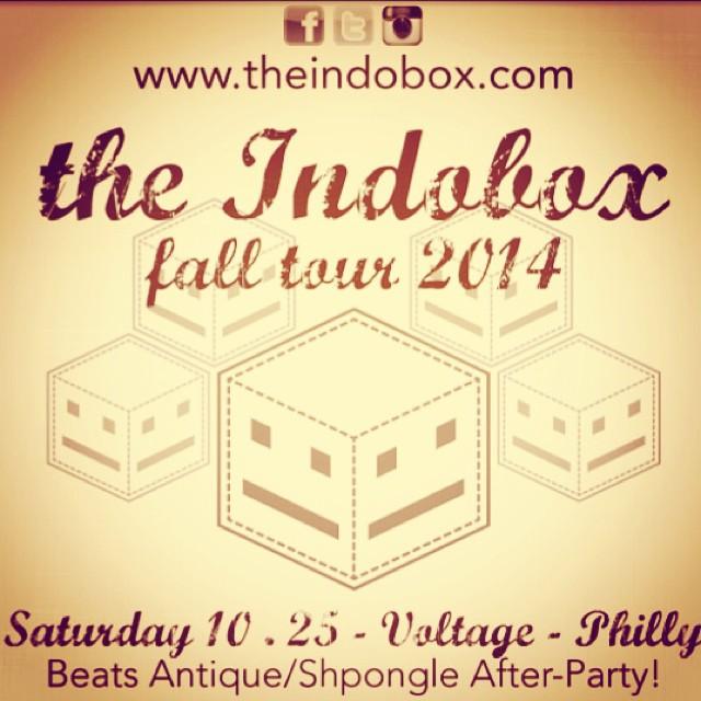 Tonight = NYC Saturday = Philly!