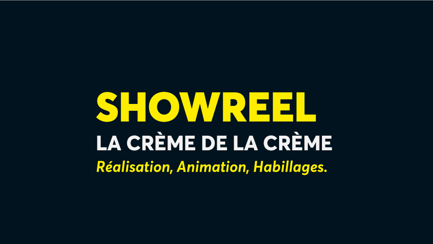 Biscuit Studio | Showreel
