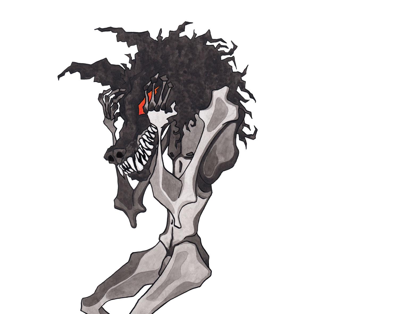 werewolf-male-nude-self-portrait-illustration-matthew-woods.jpg
