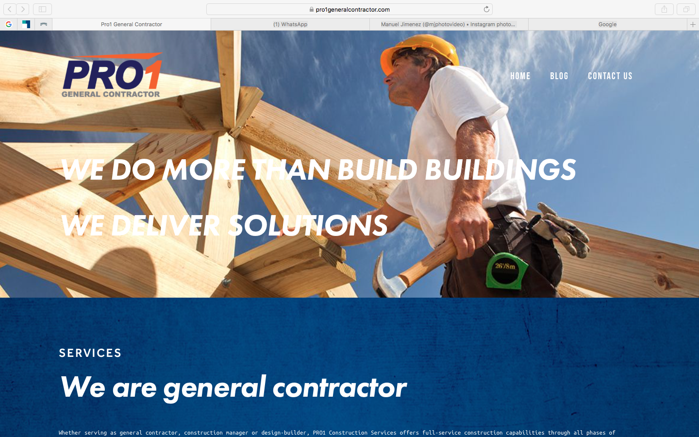 https://www.pro1generalcontractor.com