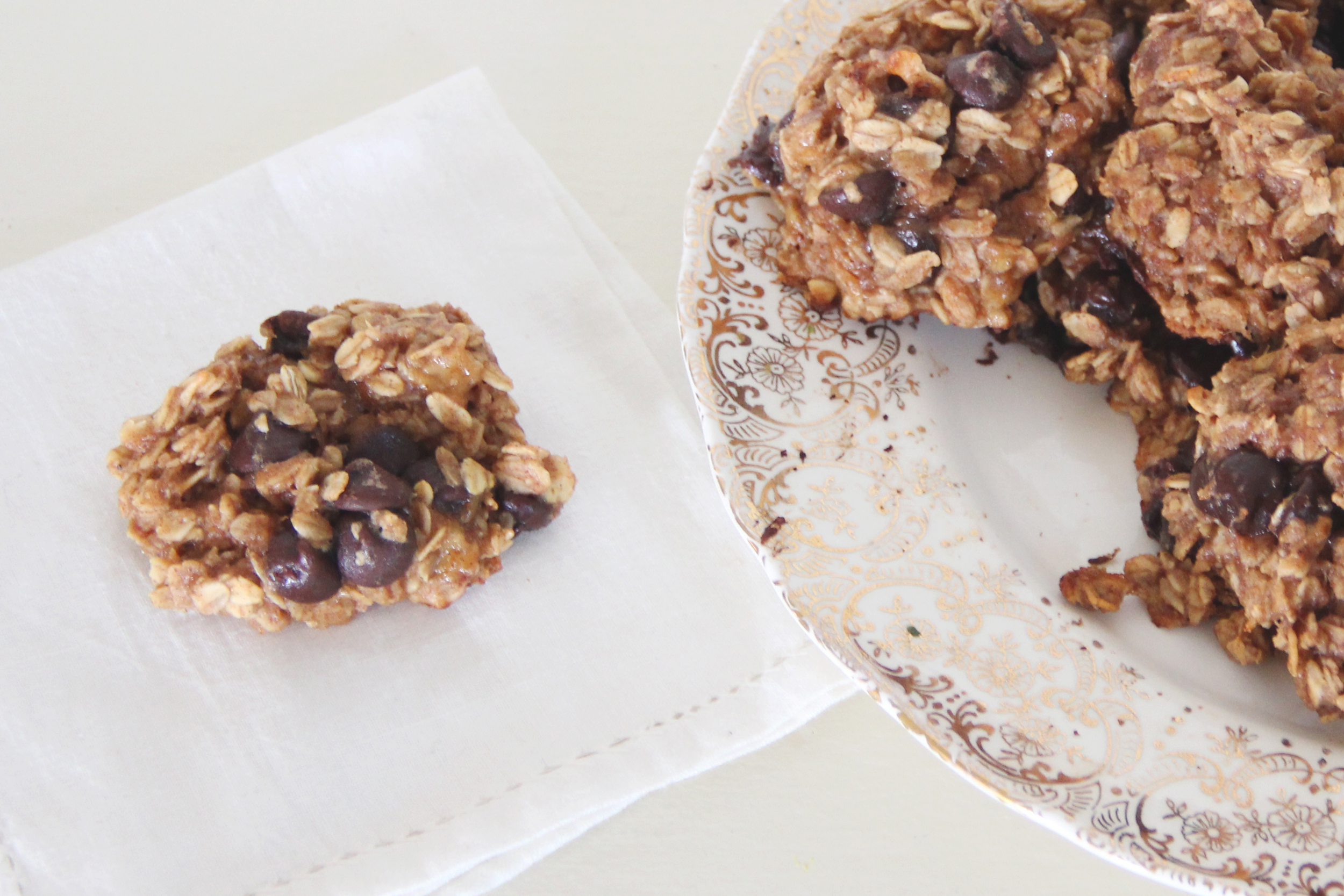 Madeline Nutrition — The Perfect (ALLERGY-FREE!) Breakfast Cookie