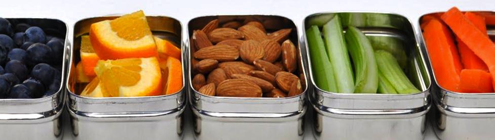 ECOlunchbox snacks — Madeline Nutrition