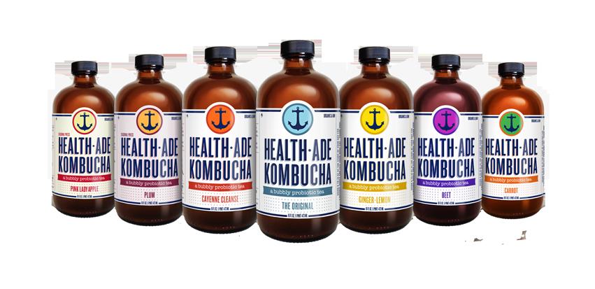 Health-Ade Kombucha on Madeline Nutrition