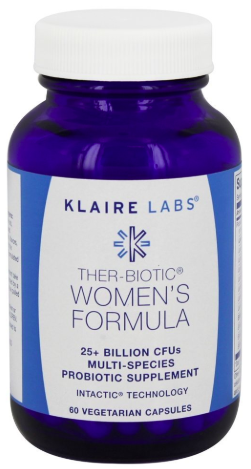 Klaire Labs Ther-Biotic® Women's Formula