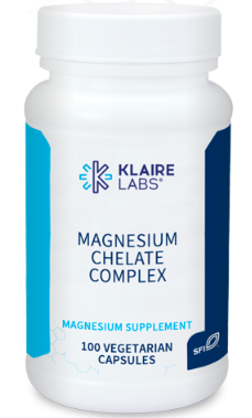 Klaire Labs Magnesium Chelate Complex