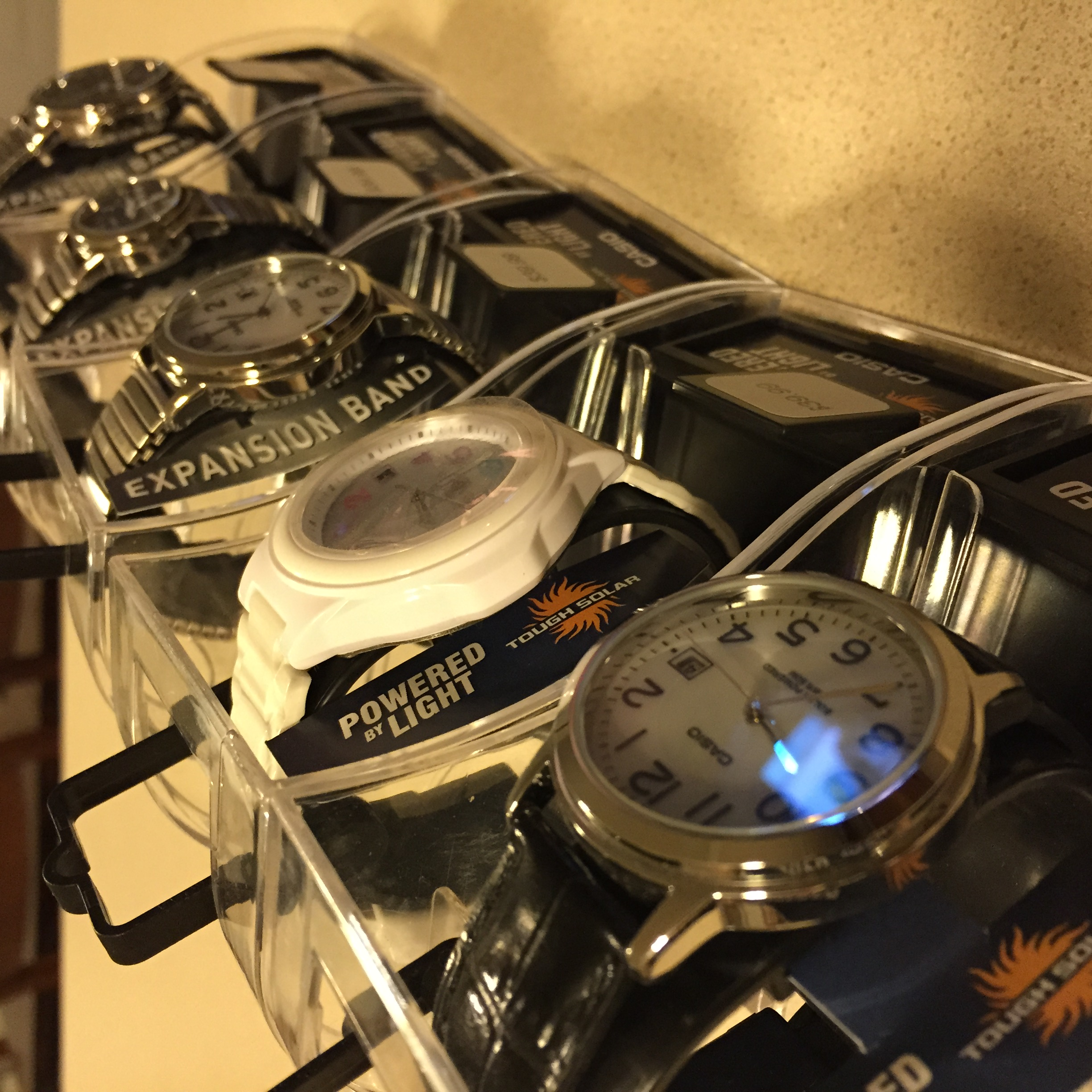 New watches for our LandMine Design ladies...