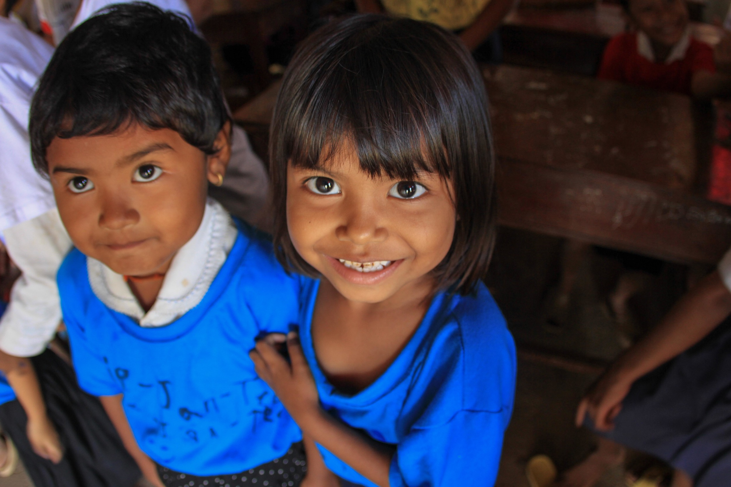 Such endearing kids who won our hearts from the moment we met!