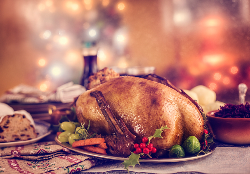House-by-the side of the road Thanksgiving Christmas Dinner 2015.jpg