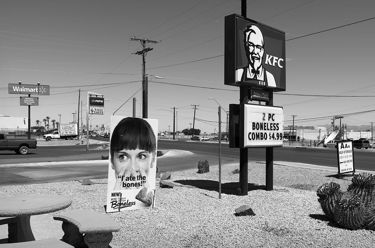KFC, Stafford, AZ
