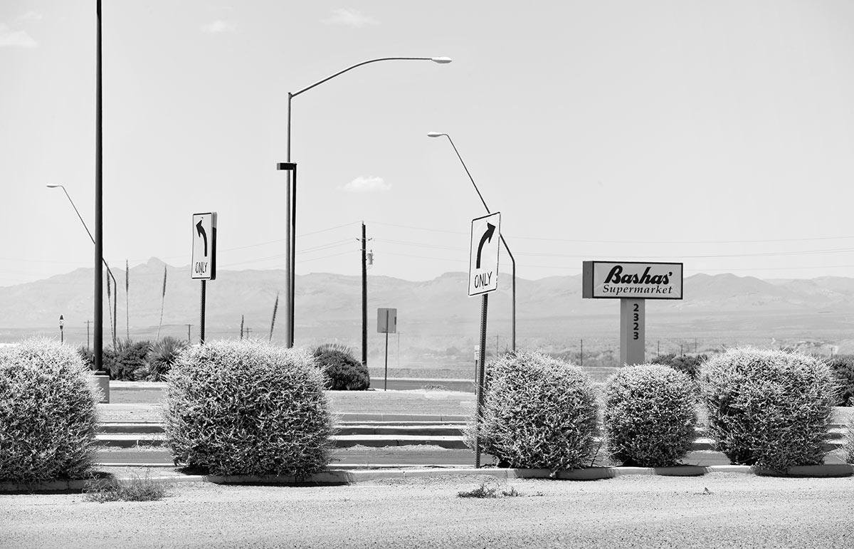 Basha's Access Road, Stafford, AZ