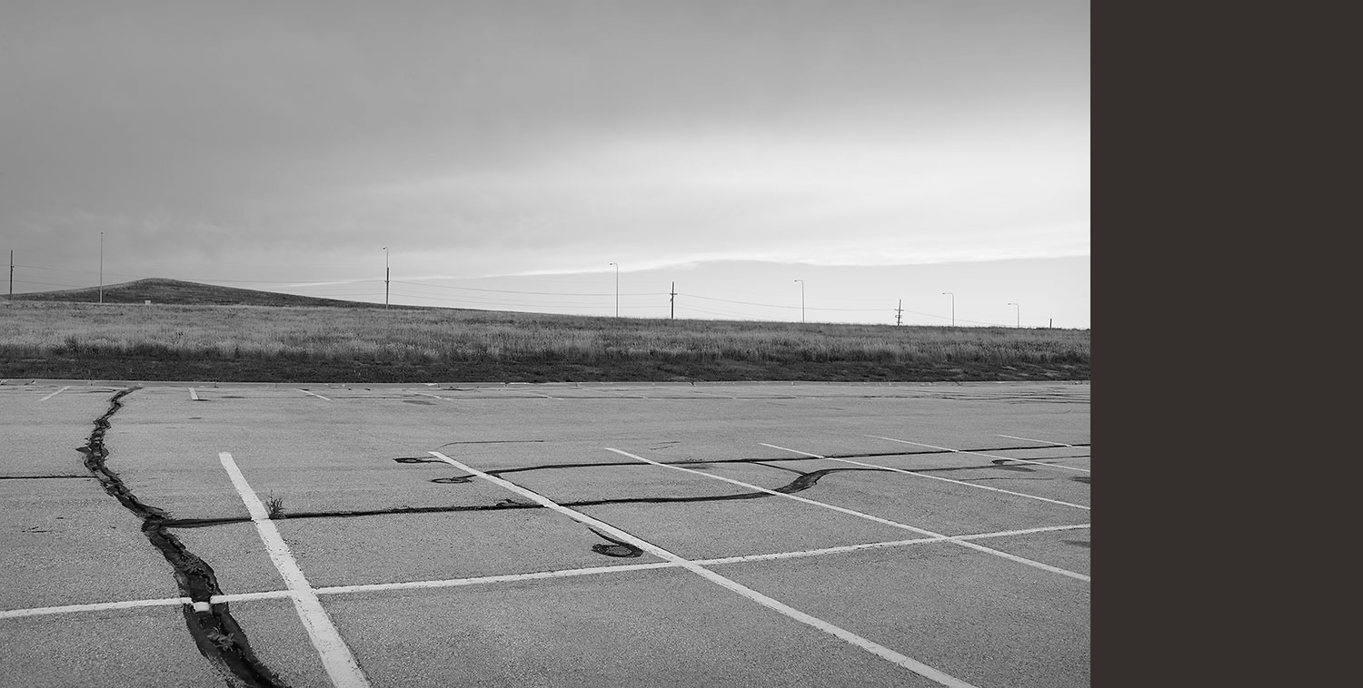 Rushmore Mall Parking Lot, Rapid City, SD
