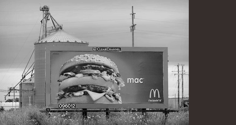 McDonald's Billboard, Norton, KS