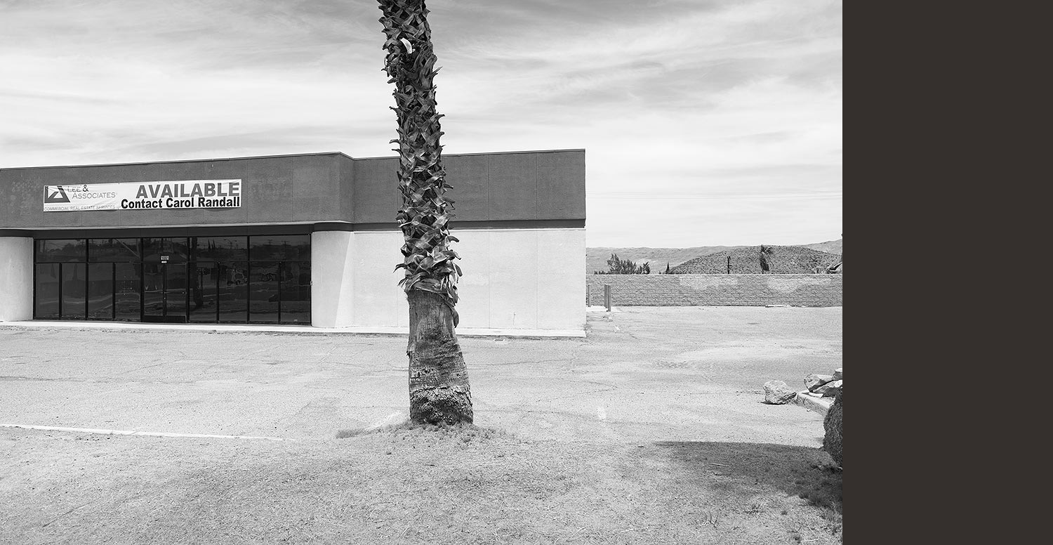 Available for Lease, Barstow, CA