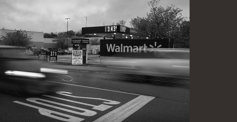 Walmart Entrance, Franklin, KY