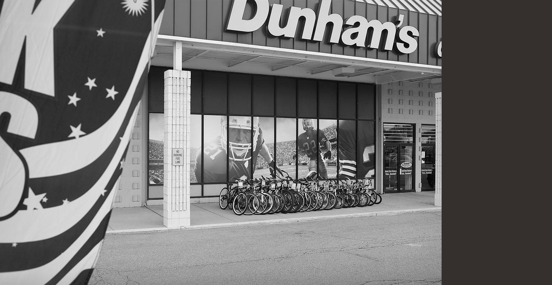 Dunham's Discount Sports, Jackson, MI