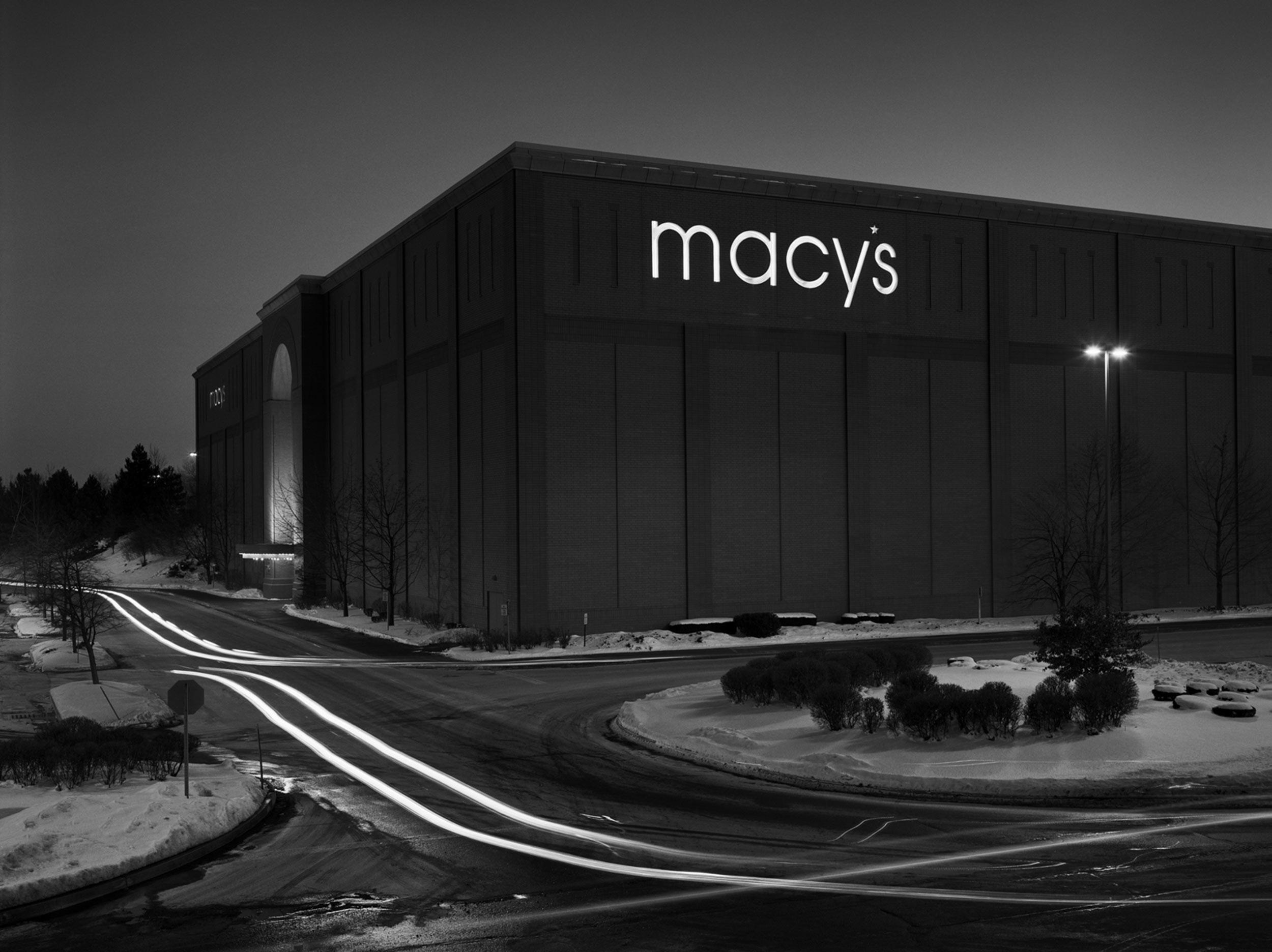Macy's, Colonie Center Mall, Albany, NY