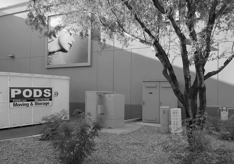Rear Access, Desert View Marketplace, Phoenix, AZ