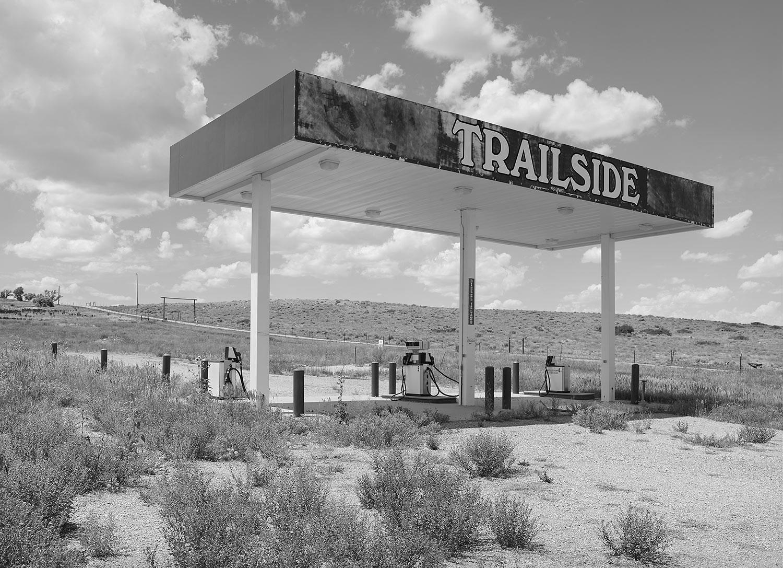 Abandoned Gas Station, Casper, WY