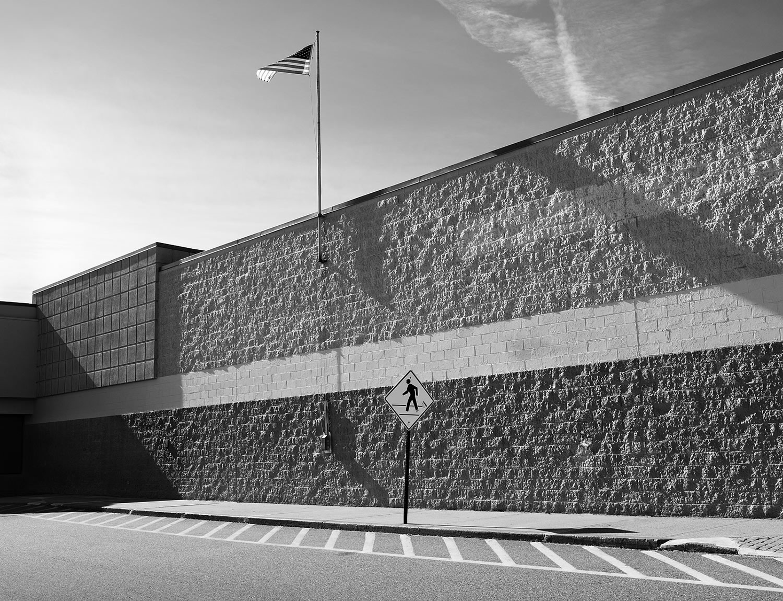 Abandoned Walmart, Ellsworth, ME