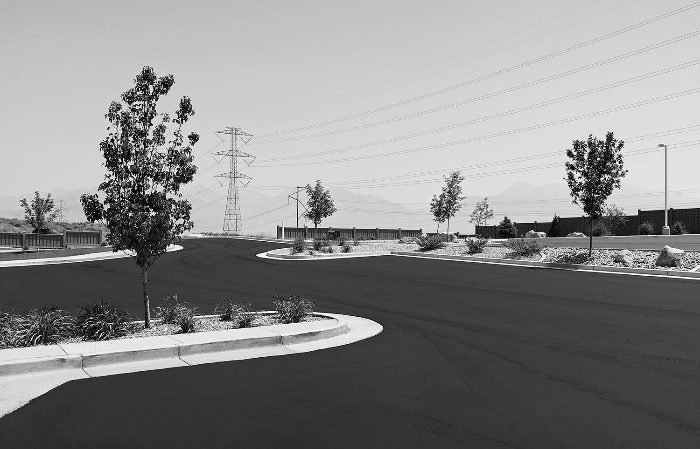 New Parking Lot, Eagle Mountain, UT