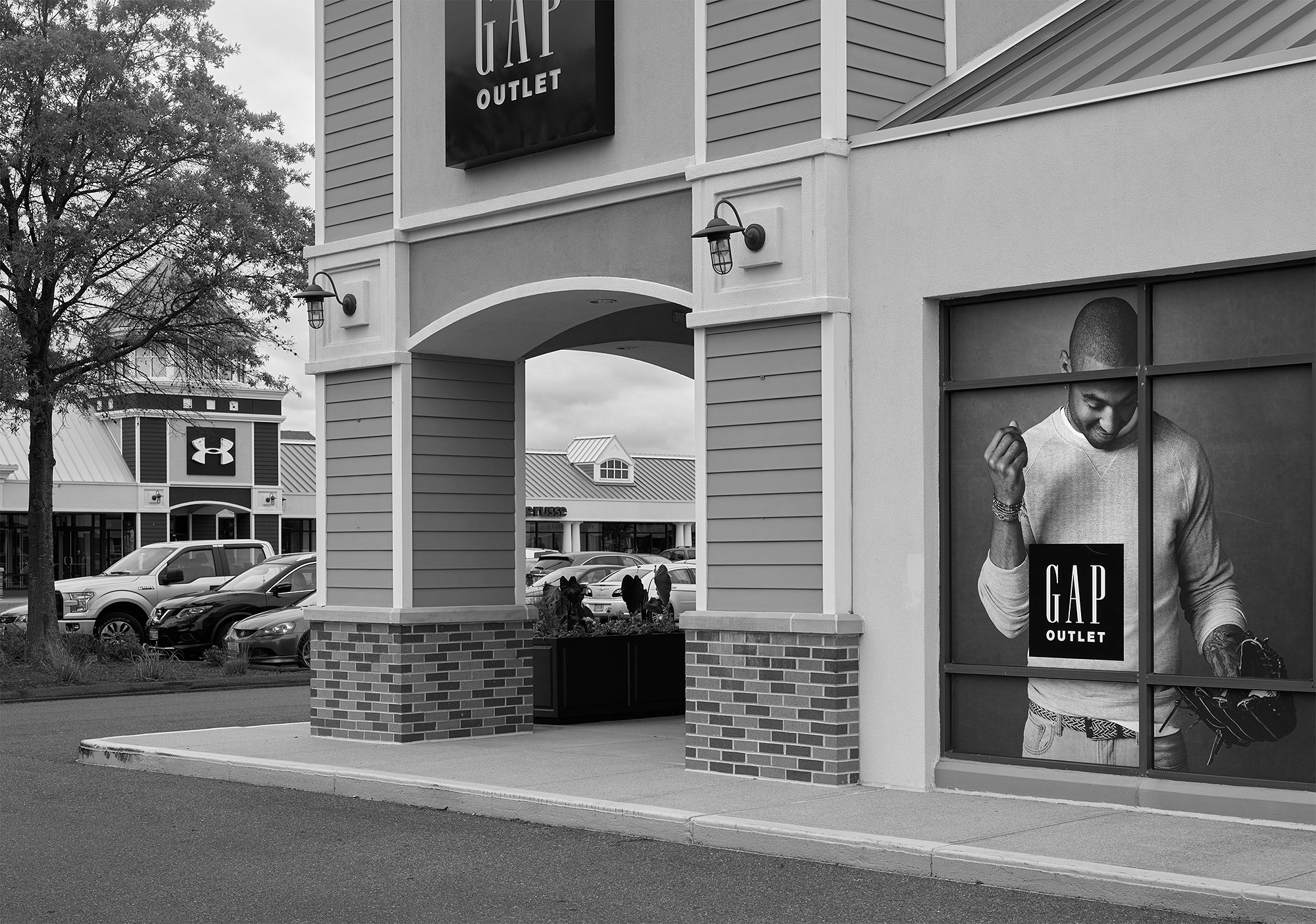 Gap, Tanger Outlets, Ocean City, MD