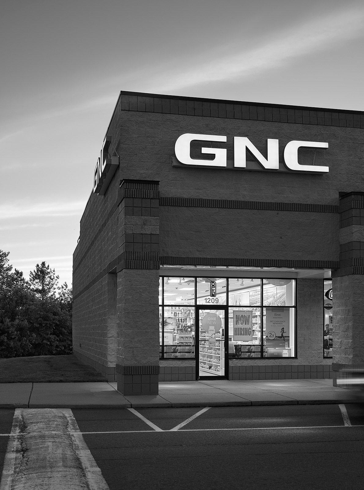 GNC, Norfolk, VA