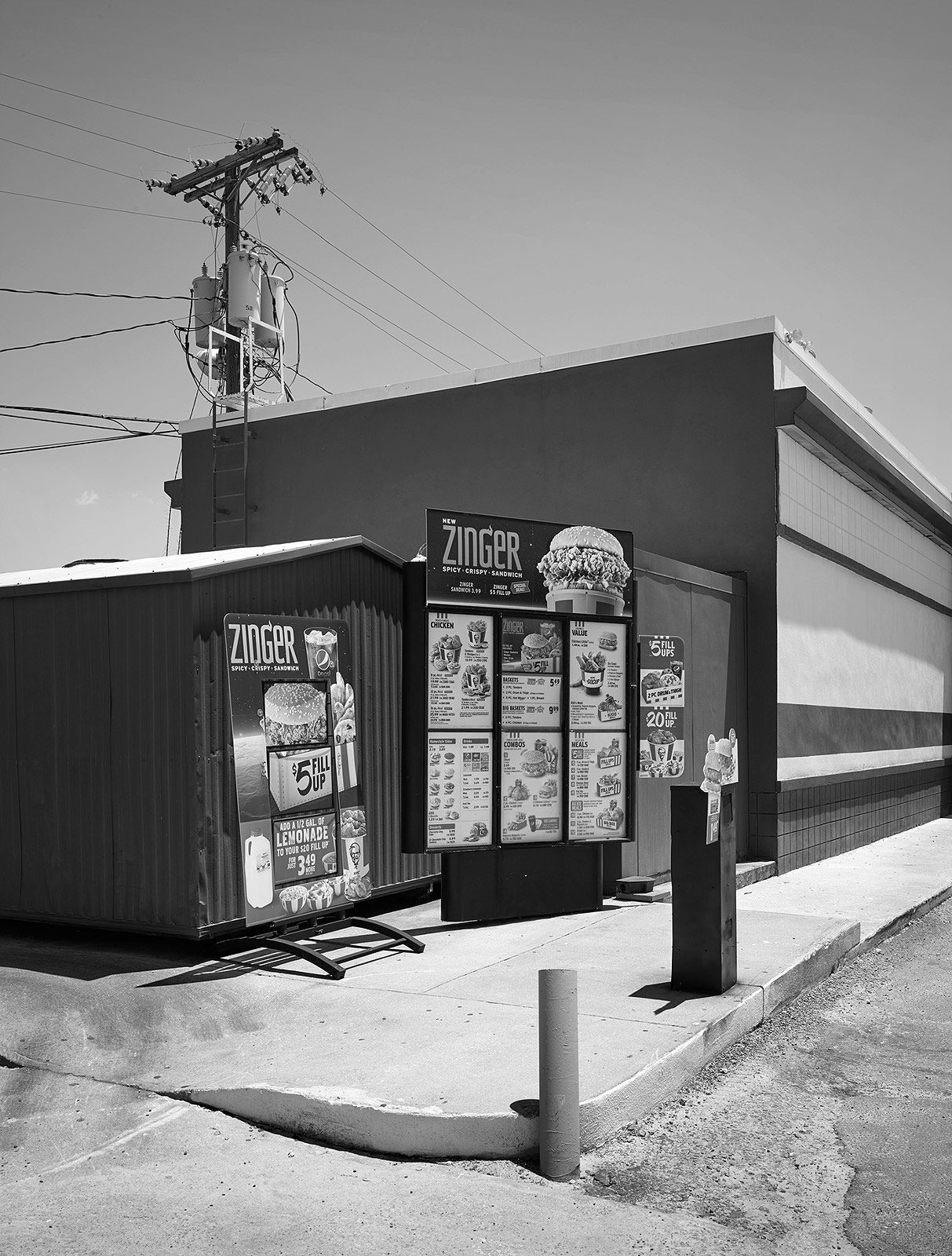 Drive Thru, KFC, Moncks Corner, SC