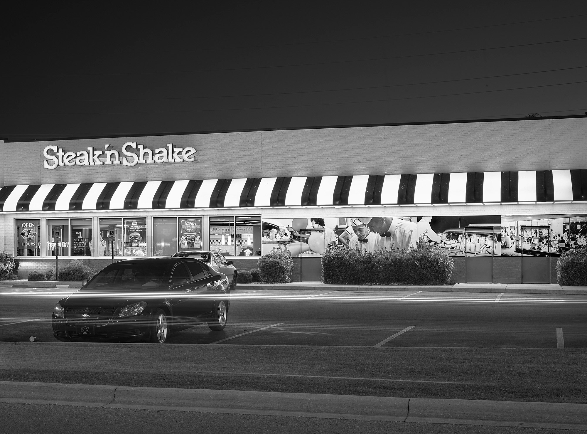 "Steak""n Shake, Decatur. AL"