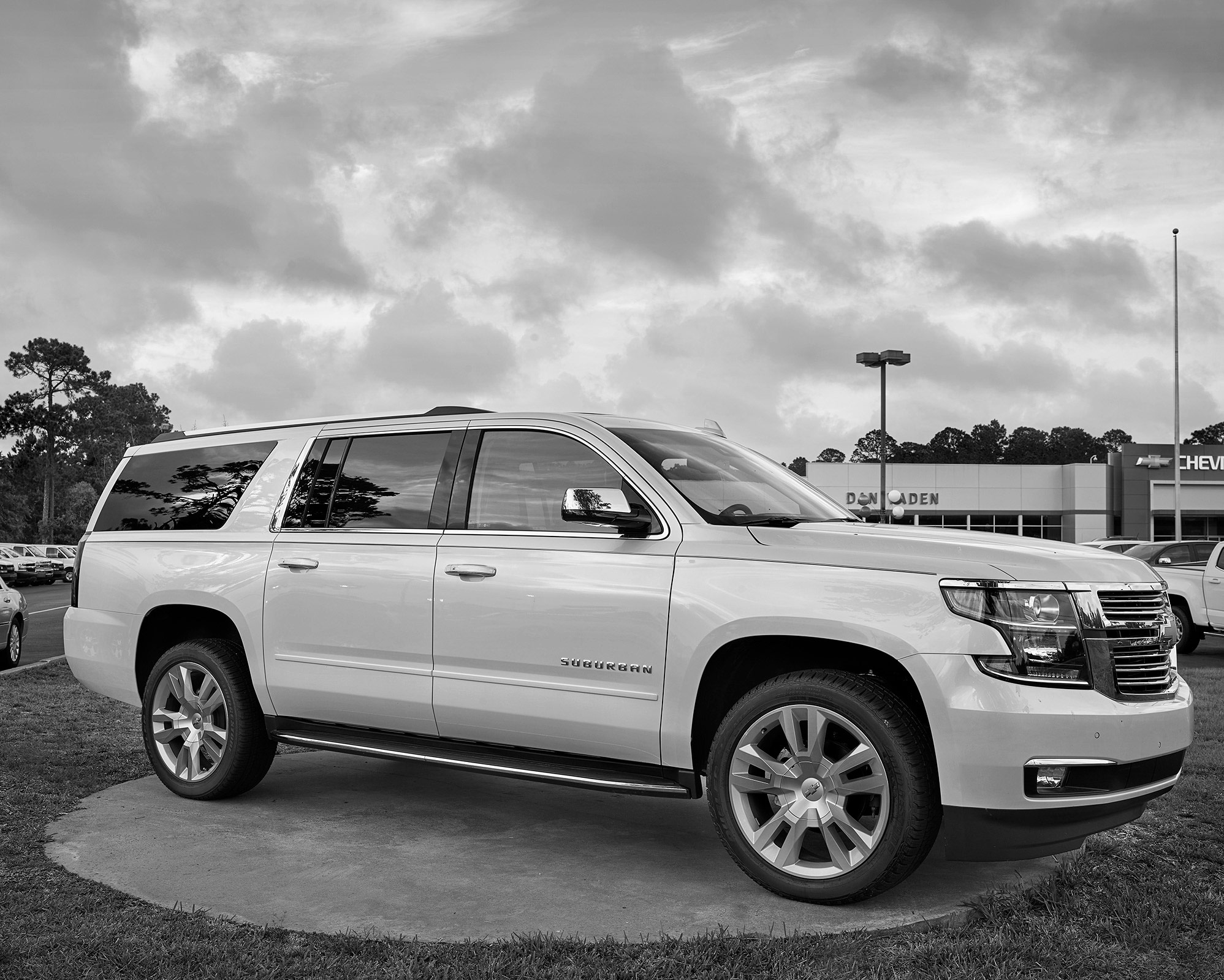 Dan Vader Chevrolet Cadillac, Brunswick, GA