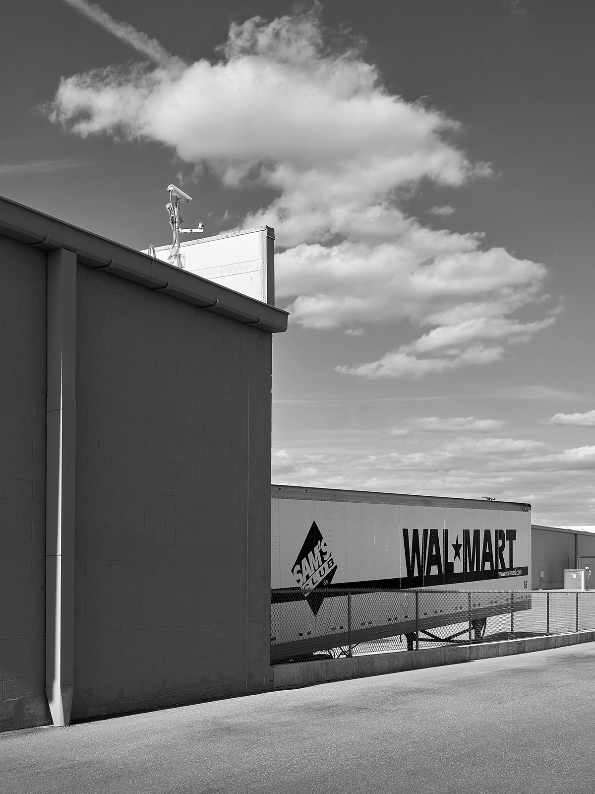 Back Lot, Walmarts, Parksburg, PA