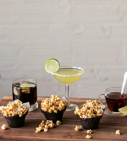 butter & scotch, popcorn mixologists  image  via