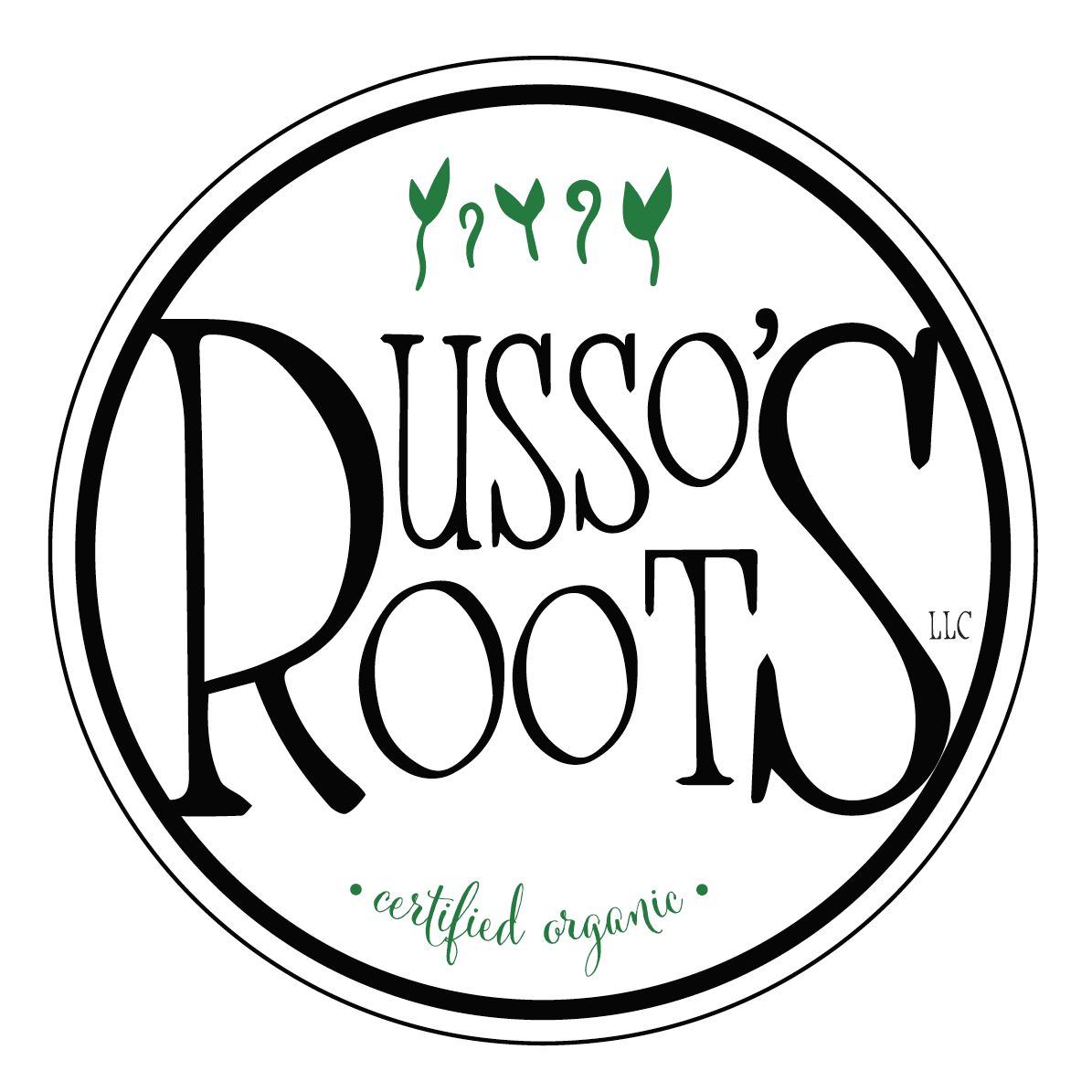 russo's roots logo