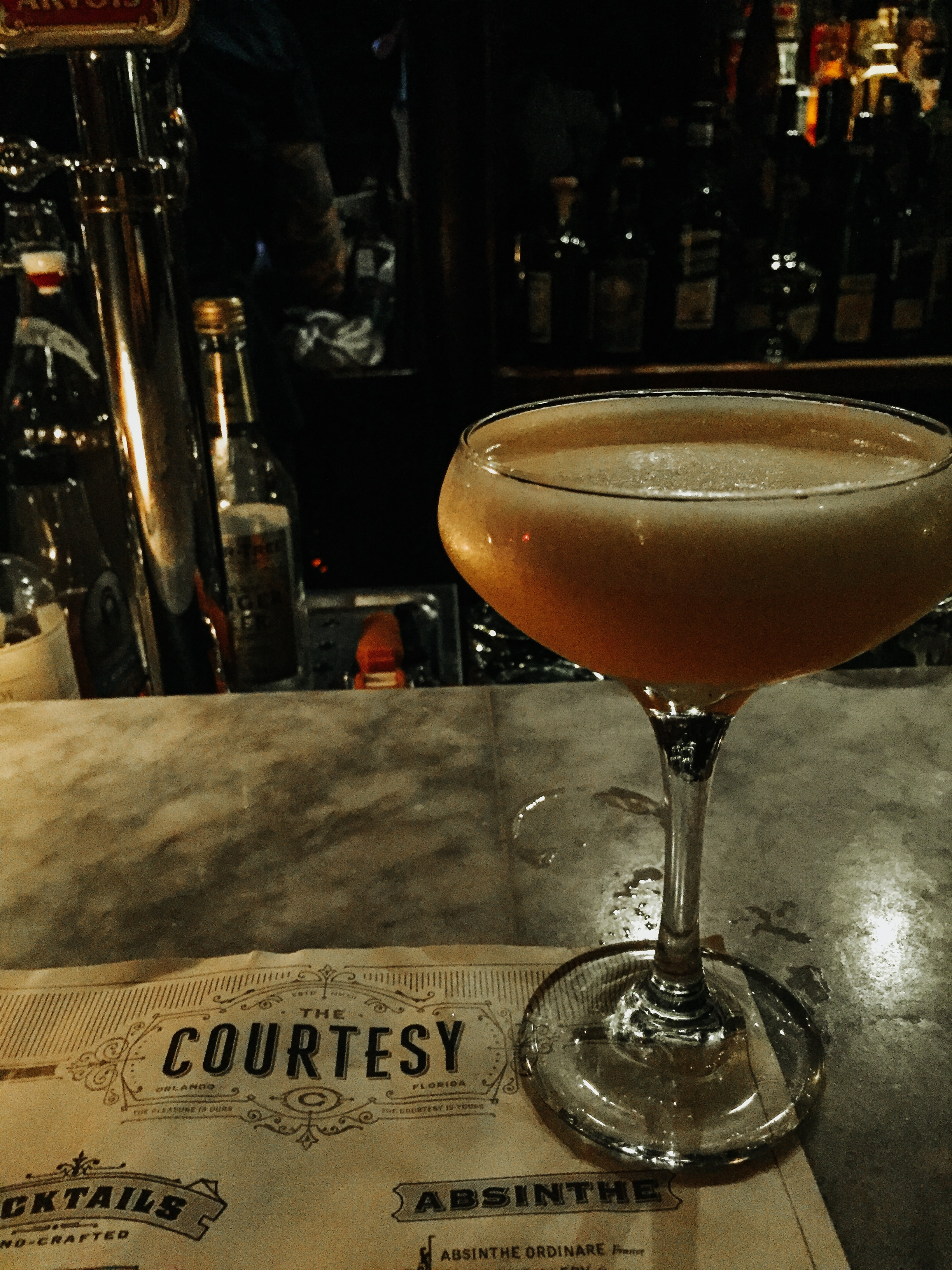 The Courtesy- Downtown Orlando