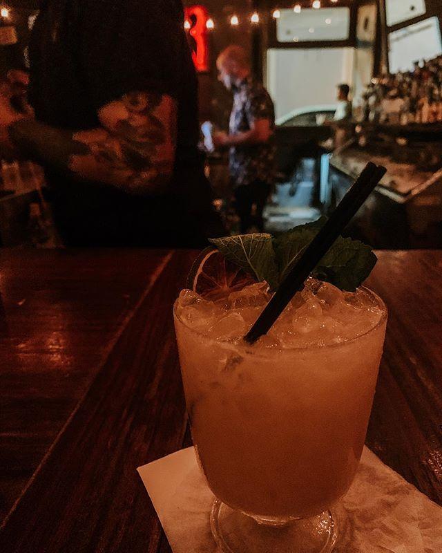 🍹@lafactoriapr 📍Old San Juan, Puerto Rico  Gracias por la hospitality, y the delicious cocktails ✨