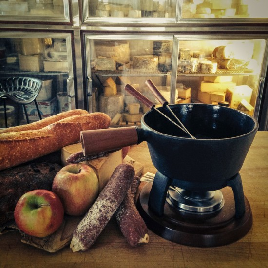 Fondue: For Valentine's and Anytime you are Looking for Food Romance. - Edible East End