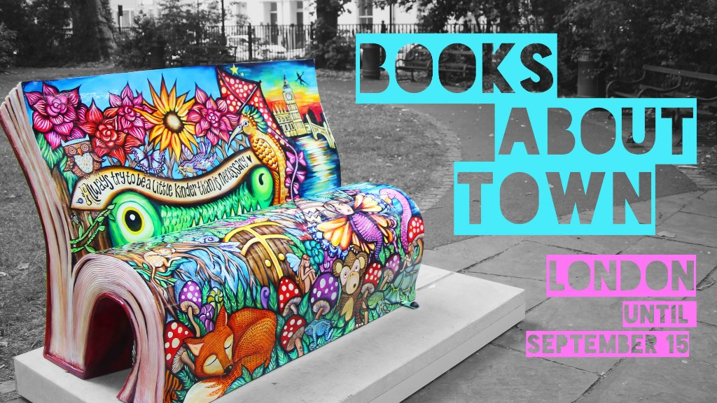 Books About Town - a Wild in Art event - London