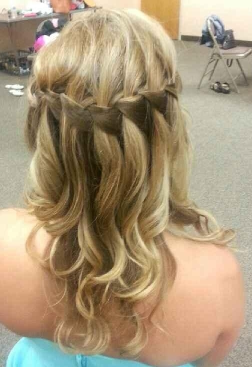 Wedding Party Hair by Daylily Spa Salon