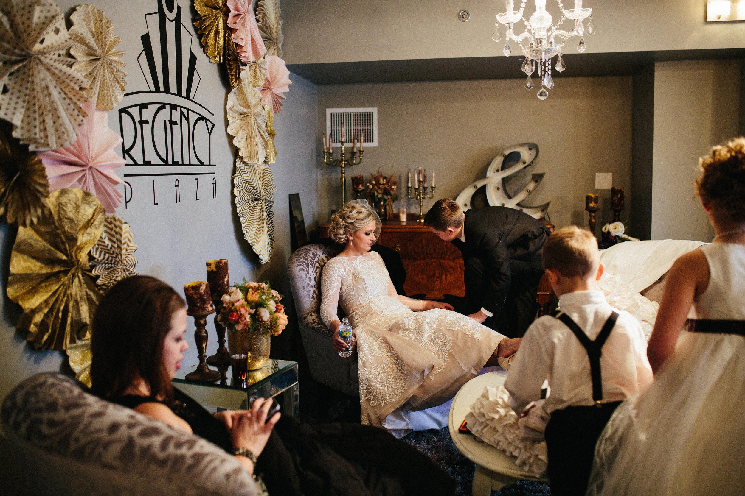Wedding Suite at 912 Regency Plaza