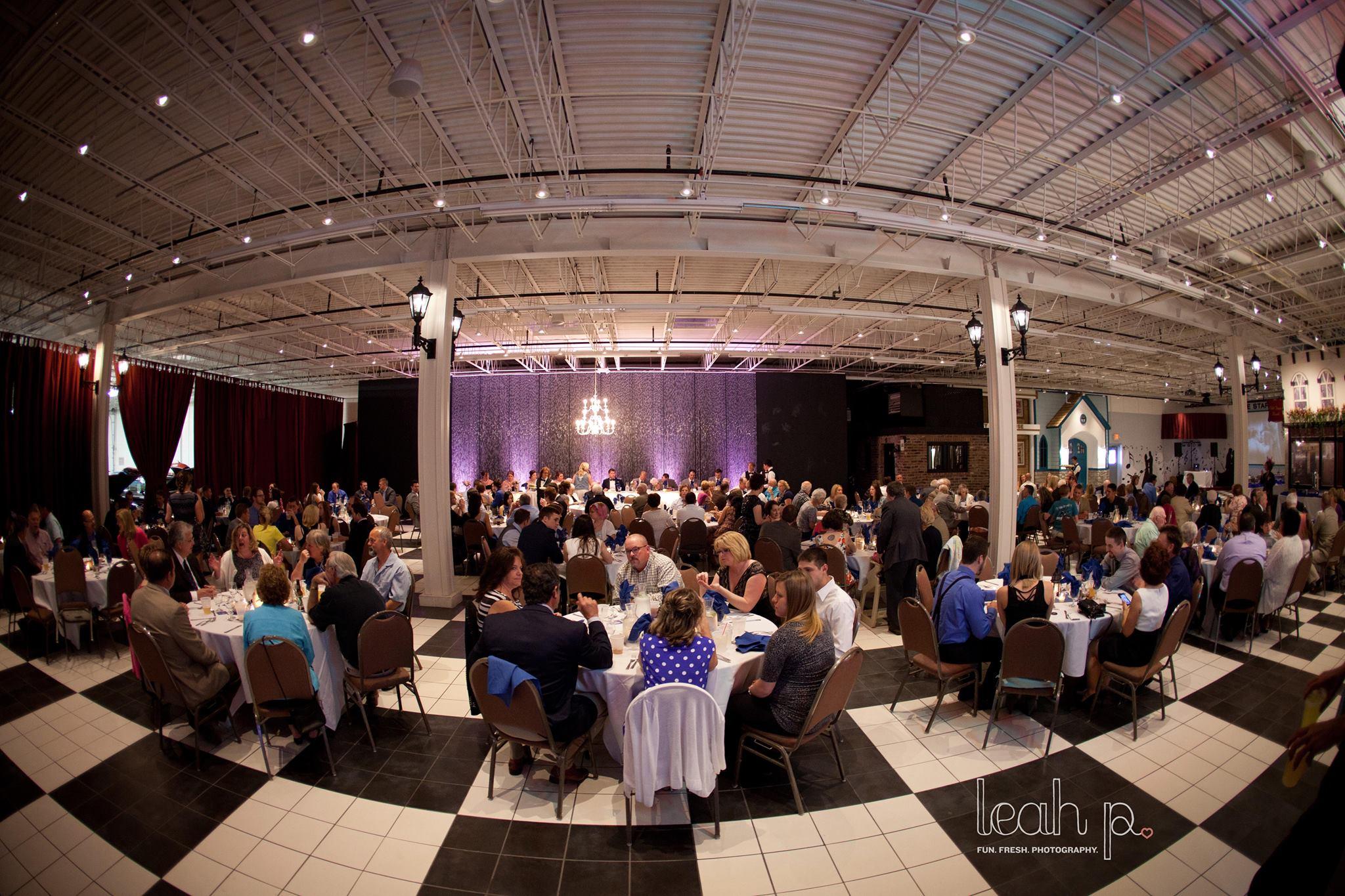Wedding Reception at Classic Hall