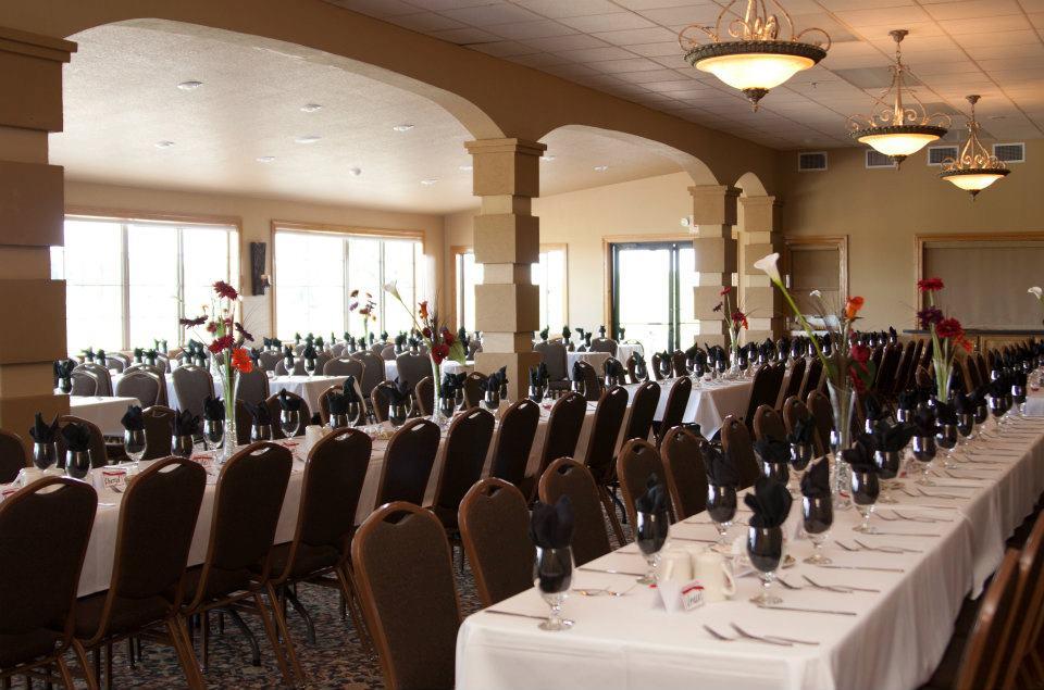 Wedding Reception at Coyote Moon