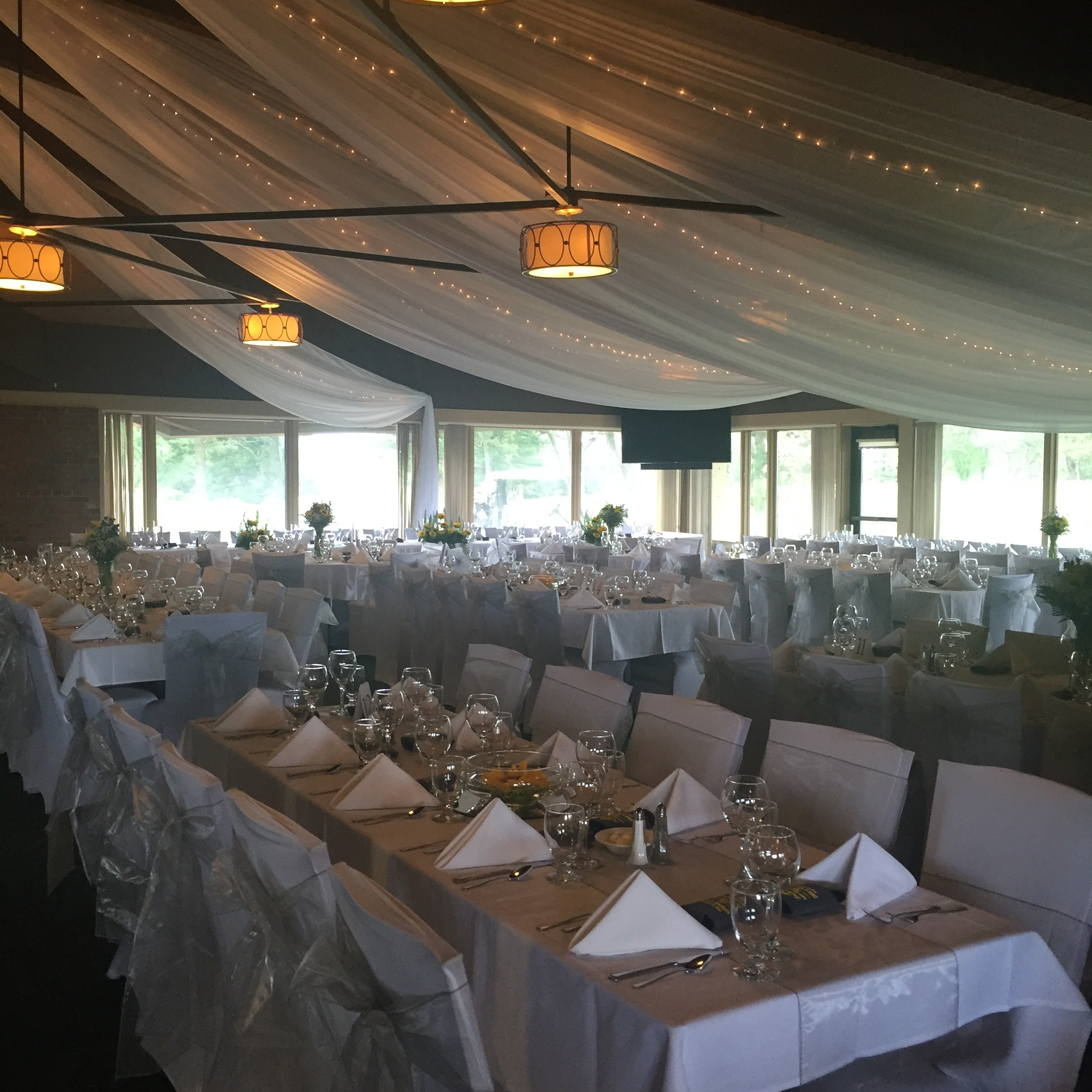 Wedding Reception at the St. Cloud Country Club