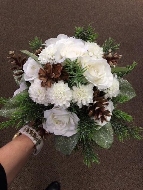 Silk Bouquet by Wedding & Tuxedo Connection