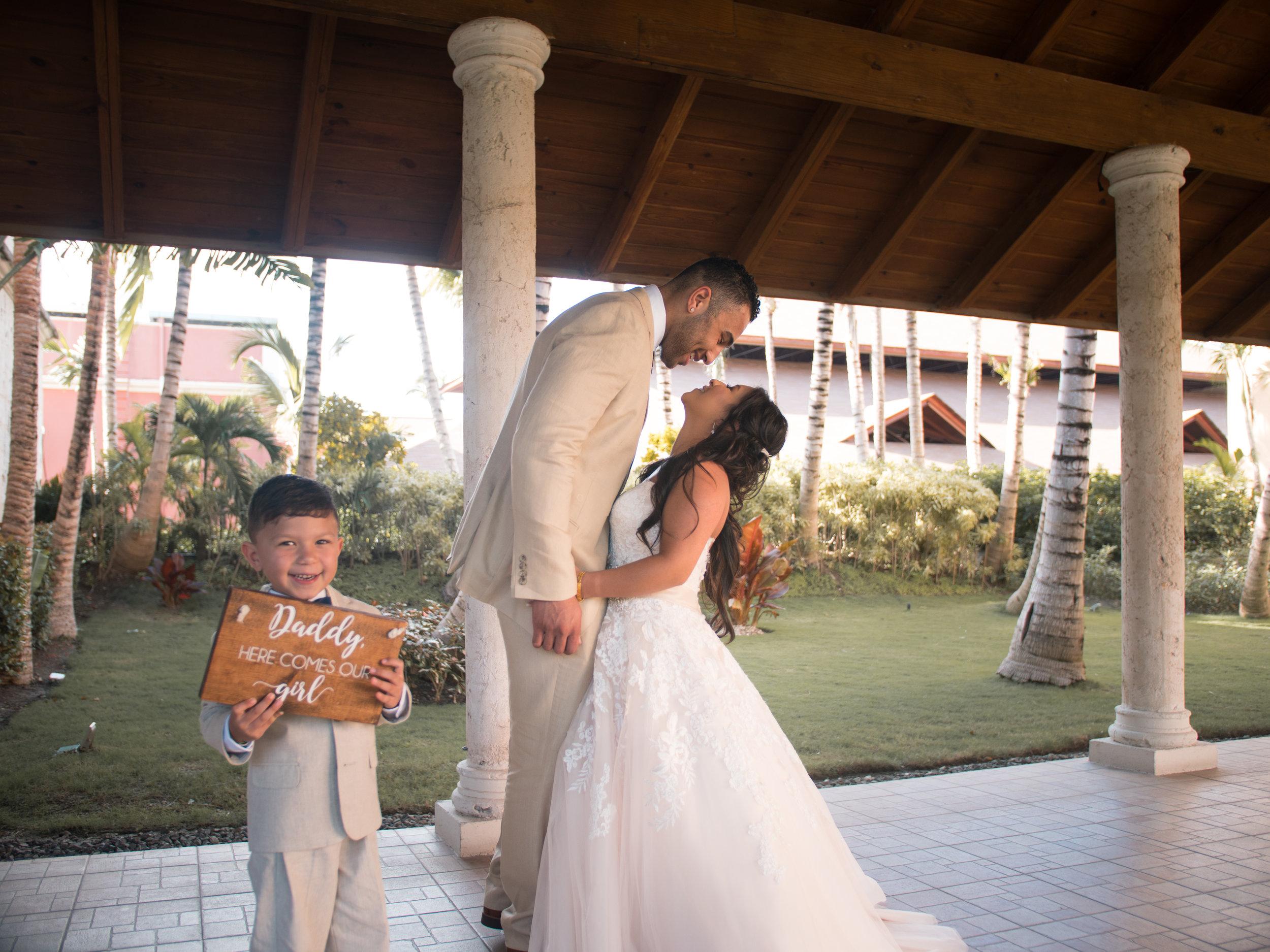 Majestic Elegance resort in the Punta Cana Dominican Republic