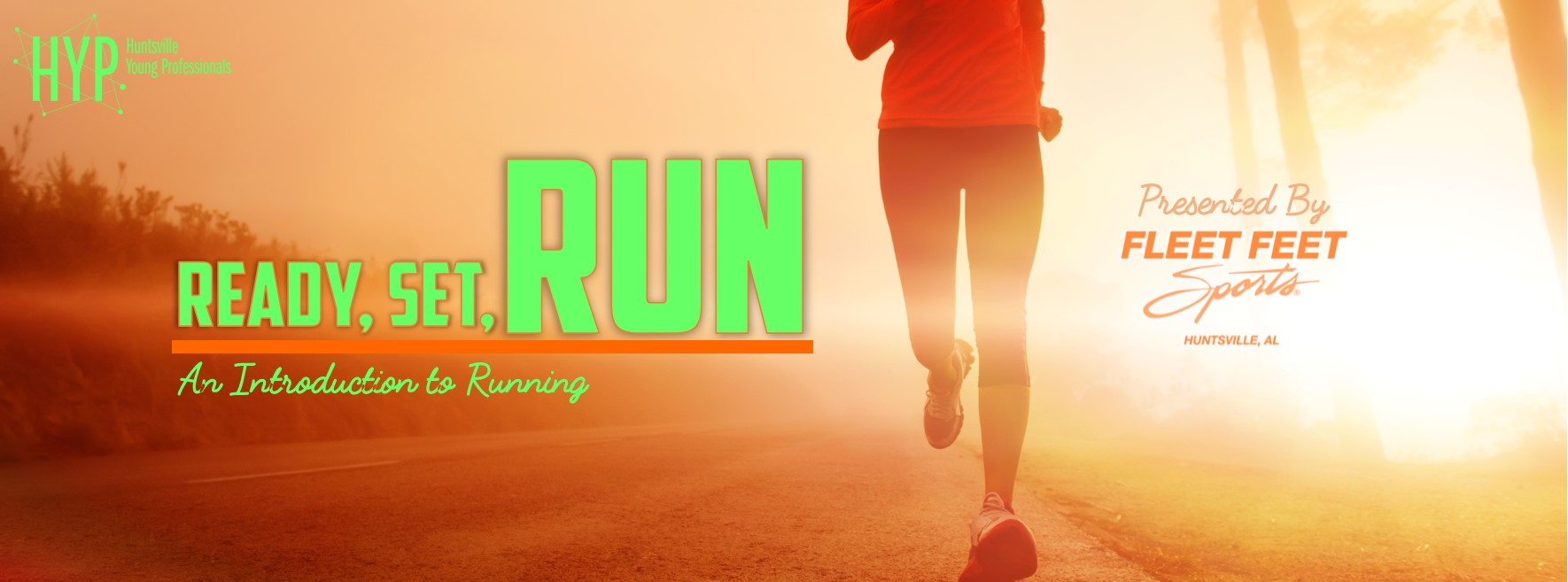 """Join the Facebook event here: https://www.facebook.com/events/497651070442793/    Join us for a fun informational session at   Fleet Feet Sports Huntsville  geared toward beginner and intermediate runners! FFS will have coaches and staff available to help you discuss proper training, good form, nutrition and running gear. Come prepared with your questions such as common injuries, recovery techniques and everything in between. If you've ever wanted to have a gait analysis and find the right pair of running shoes for you - this is the time!    """"If you run, you are a runner. It doesn't matter how fast or how far. It doesn't matter if today is your first day or if you've been running for twenty years. There is no test to pass, no license to earn, no membership card to get. You just run."""" - John Bingham"""