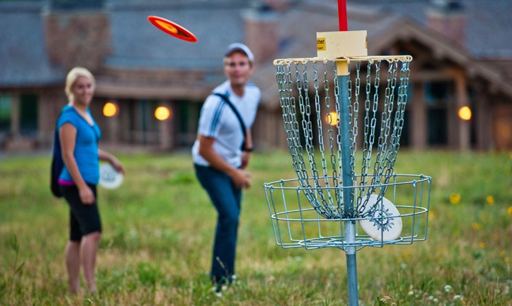 Redemption Youth - FRISBEE GOLF SCRAMBLE 2017