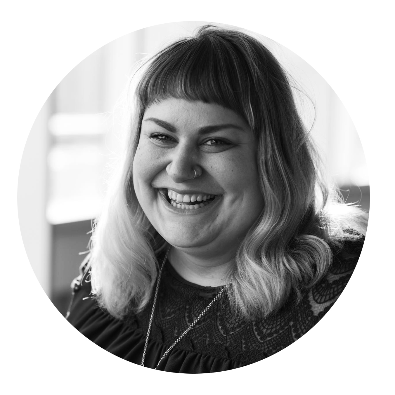 Lydia - Creative Team Lead at Meijer and Founder of the Grand Rapids Feminist Film Festival and The Bandit Zine