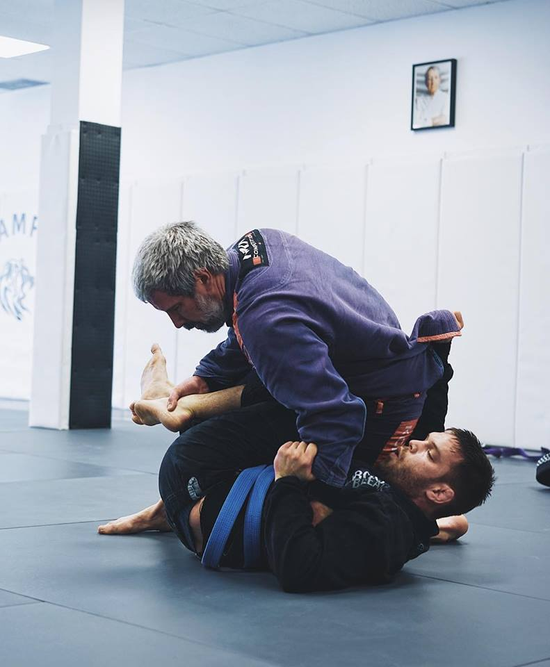 Cours Parents Enfants jiu-jitsu