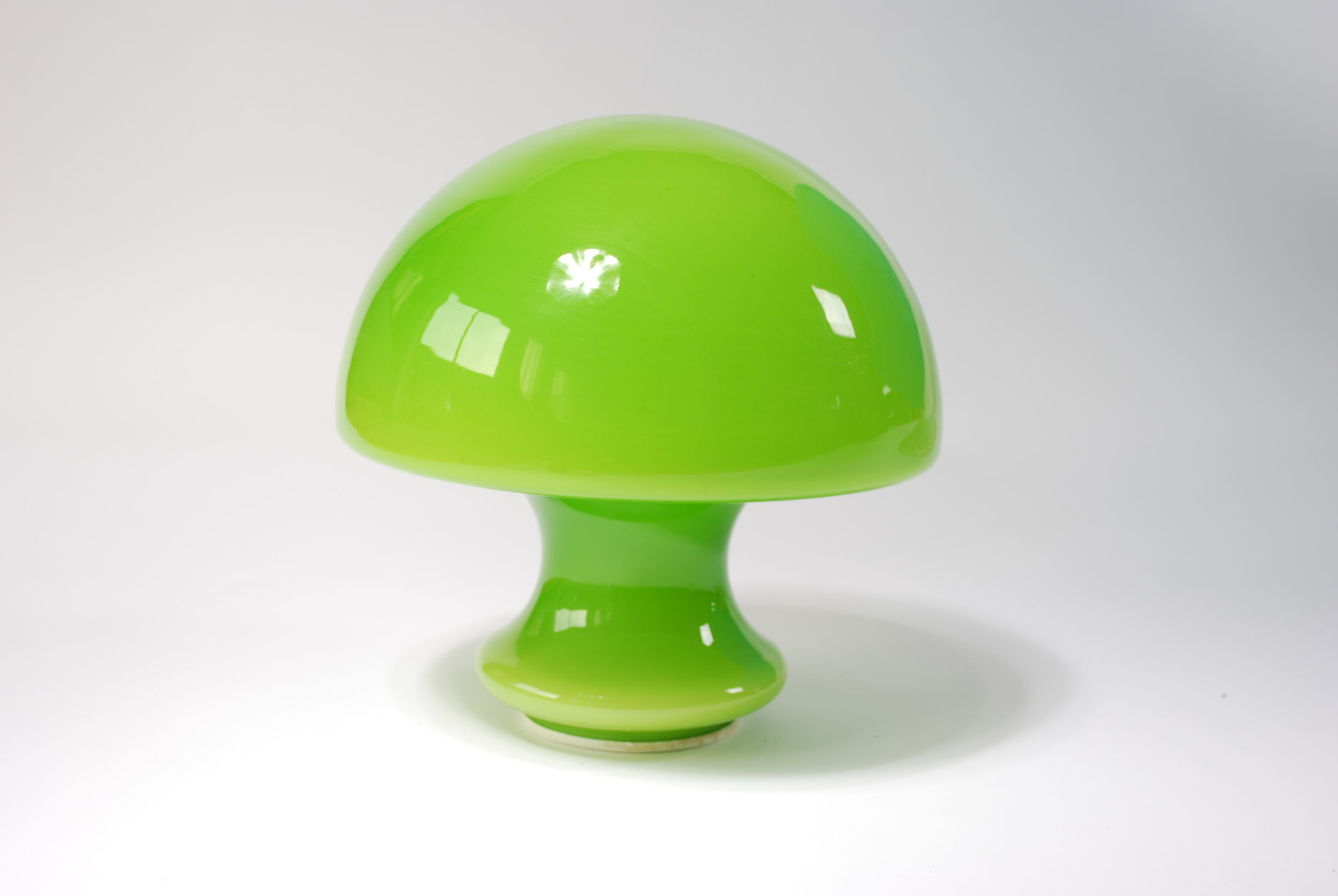 Murano glass table lamp 60's