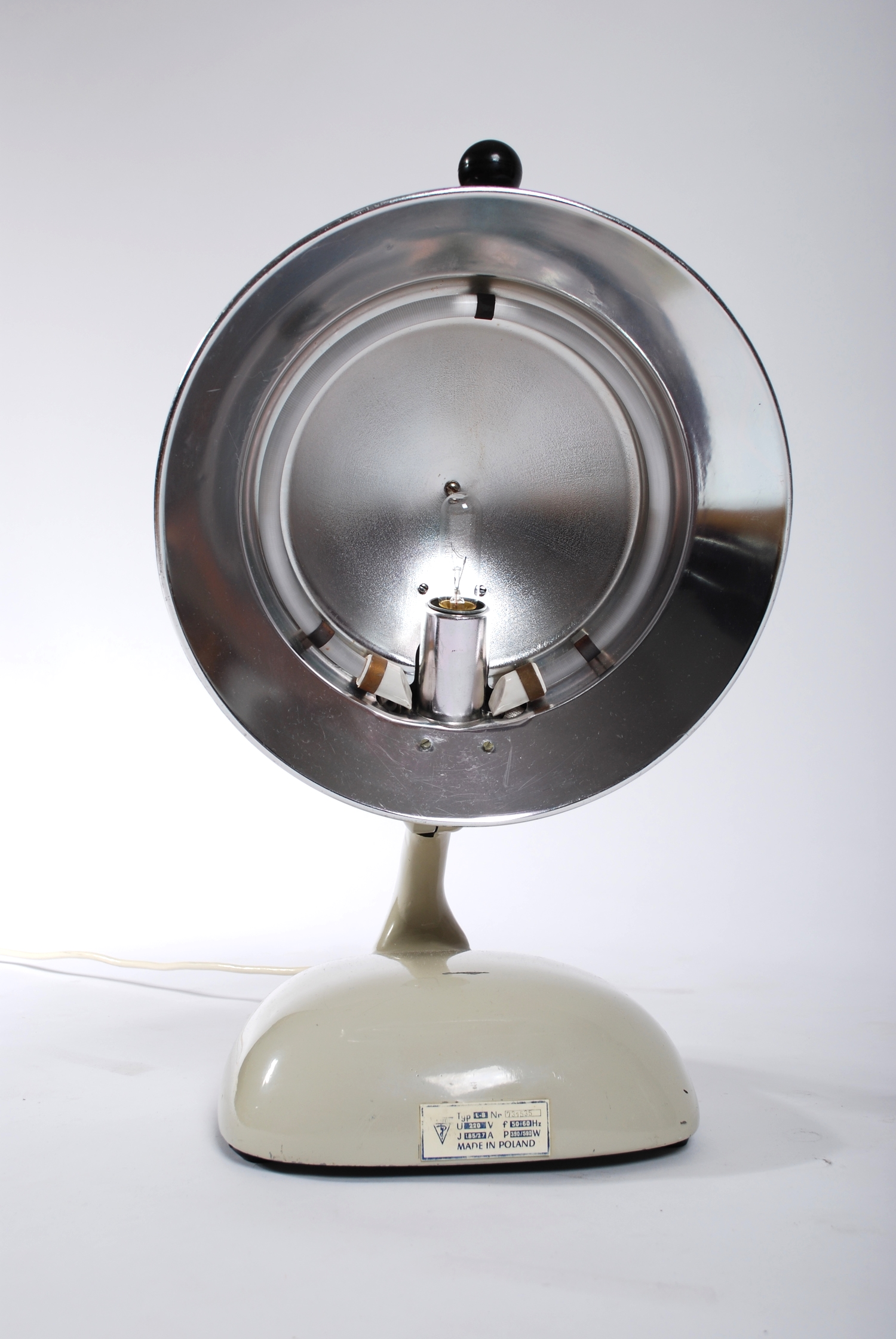 Medical table lamp 50's